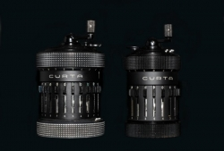 Type I and Type II Curta calculators