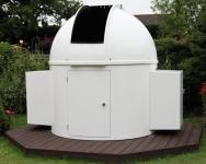 Pulsar Observatories Ltd. dome