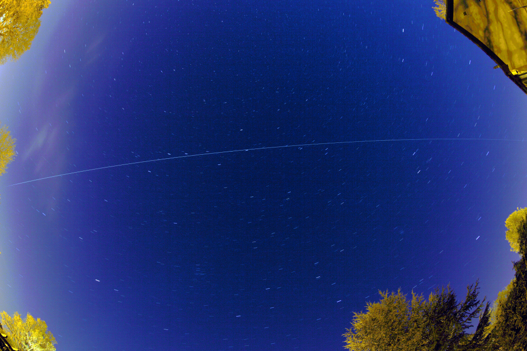 Progress 41P and the ISS