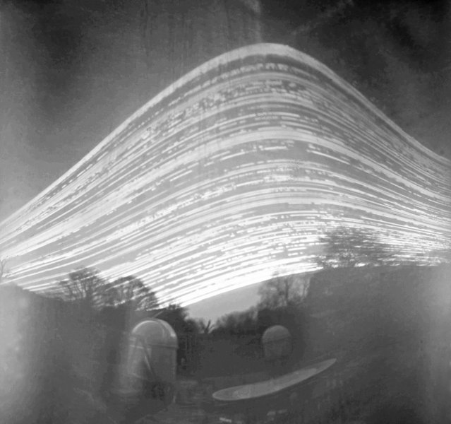 Solstice to Solstice solargraph