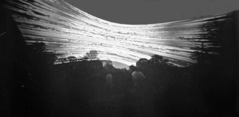 6-month pinhole camera image