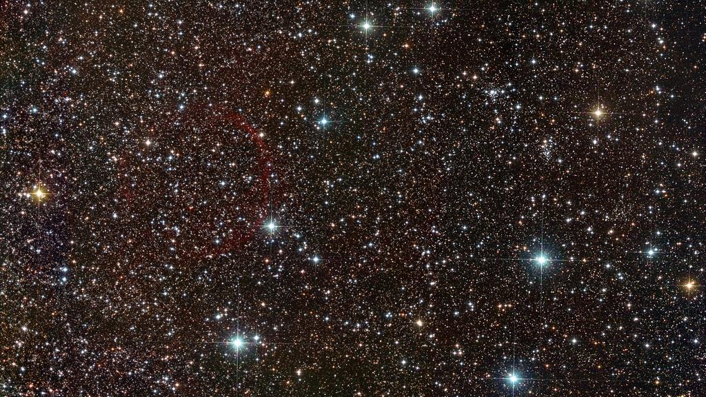 CTB1 supernova remnant