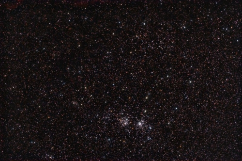 The Double Cluster & Stock 2