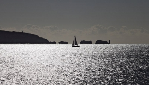 Yacht and the Needles