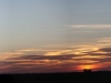North Weirs sunset