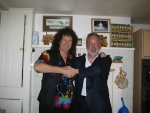 Brian May and Greg Parker